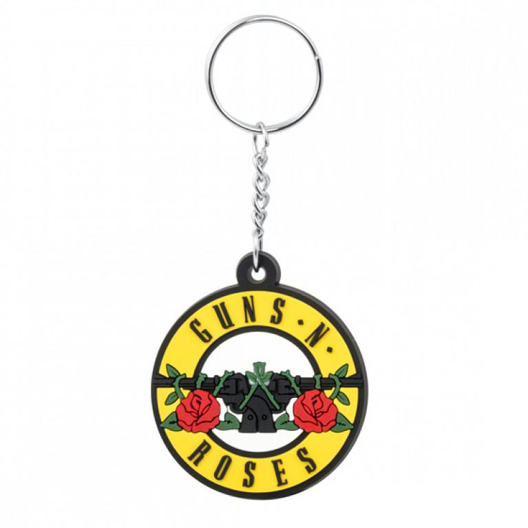 Брелок Guns Roses