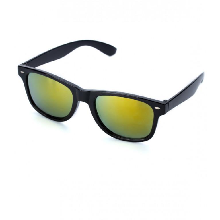Солнцезащитные очки желто зеленые