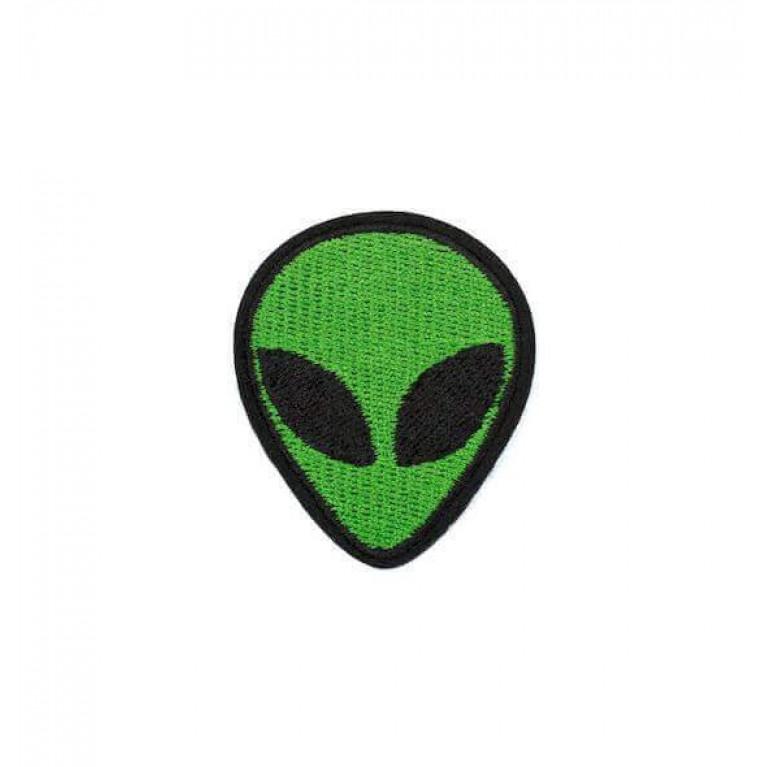 Термонашивка Alien