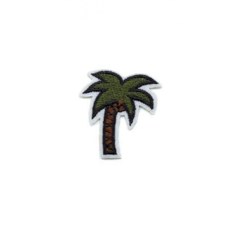 Термонашивка Пальма
