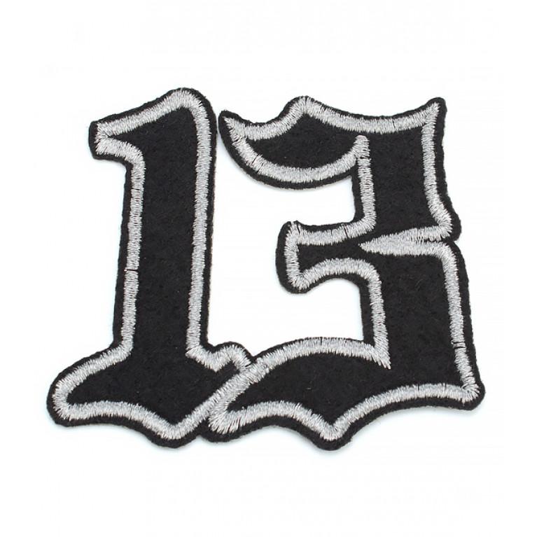 Термонашивка Тринадцать