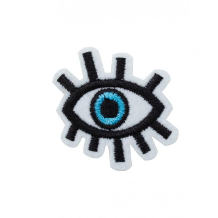 Термонашивка Глаз маленький