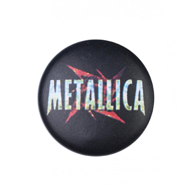 Значок Metallica load