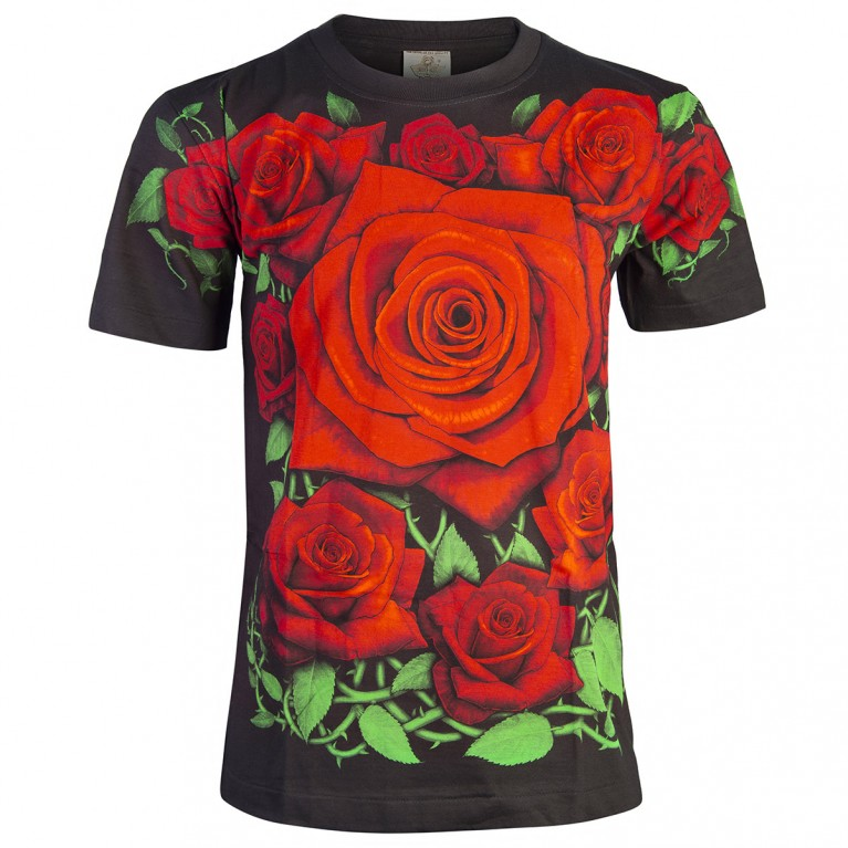 Футболка Red Roses