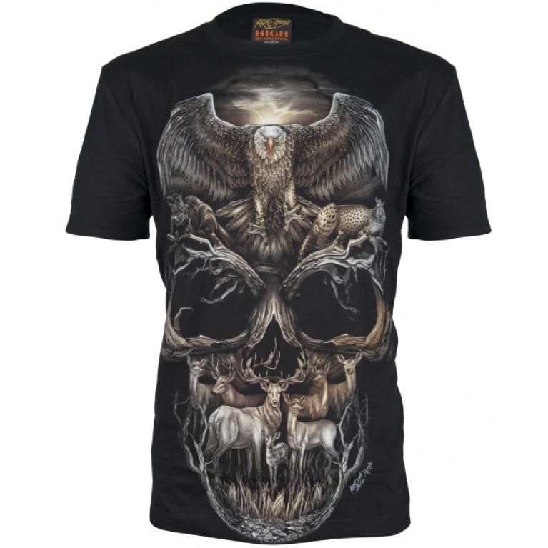 Футболка Eagle Skull