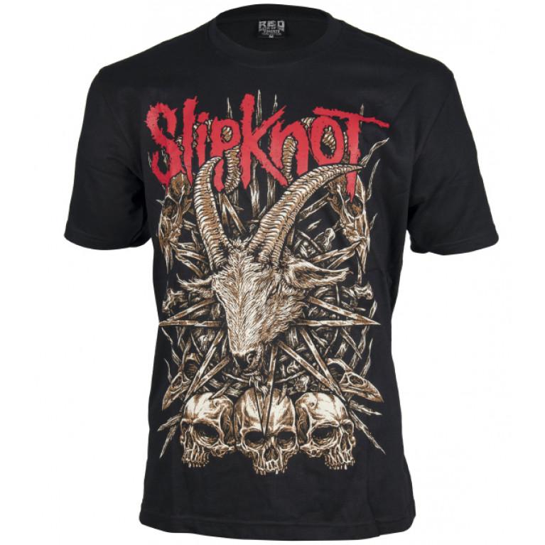 Футболка Slipknot Skulls