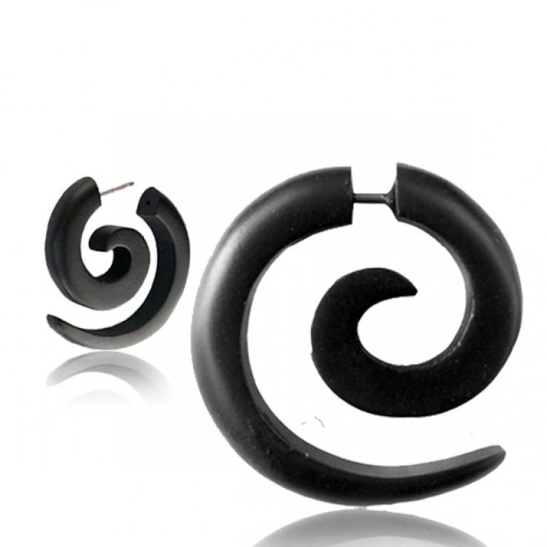 Фейк Classic black curl
