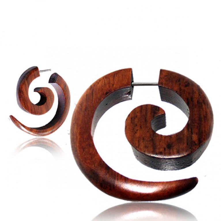 Фейк Classic brown curl