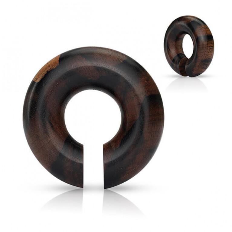 Кольцо деревянное (Харды) толщина 8 мм диаметр 18 мм