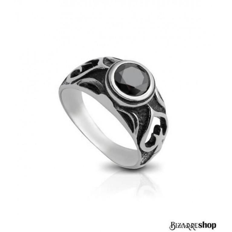 Кольцо стальное Пики